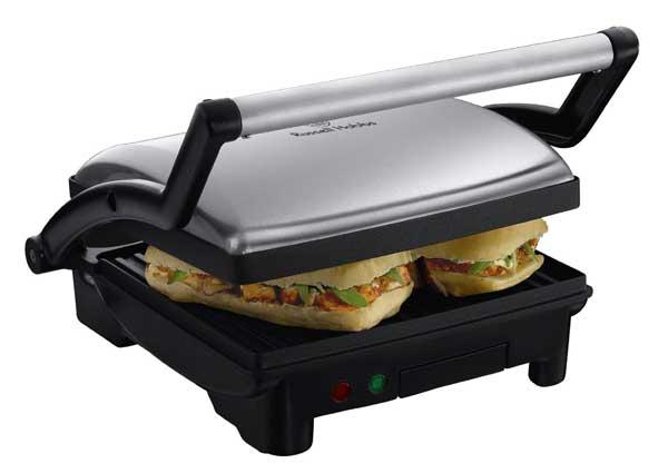 griglia per panini elettrica