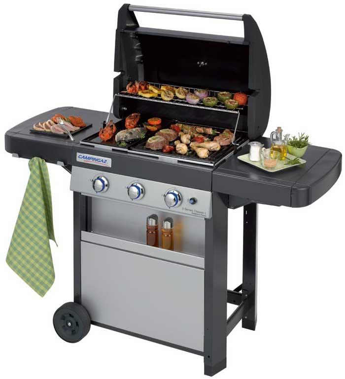 i migliori barbecue a gas