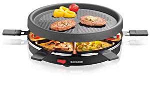 raclette grill i migliori 5 modelli con prezzi e offerte. Black Bedroom Furniture Sets. Home Design Ideas