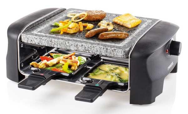 raclette-grill-princess-grigliata