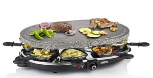 raclette grill princess